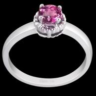 10月誕生石-粉紅碧璽