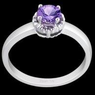 2月誕生石-紫水晶