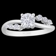 泰莉絲 鑽石戒指